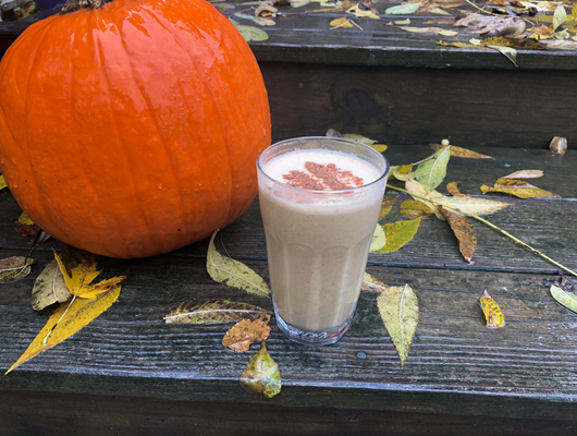 Pumpkin Power Smoothie cover photo