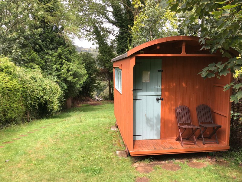 Our Shephard's Hut in Stroud!